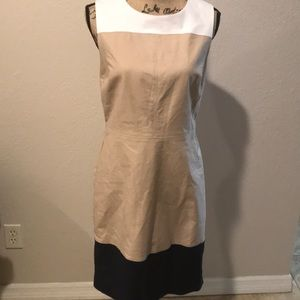 NWOT The Limited Sleeveless Dress